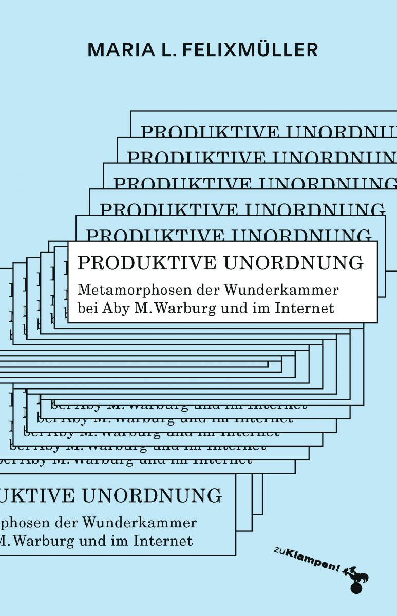 Cover Produktive Unordnung - Preview