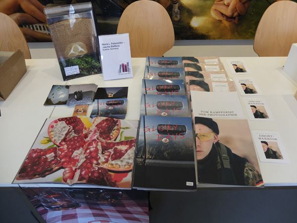 Vienna Photo Book Table 3