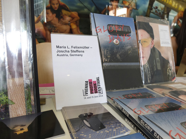Vienna Photo Book Table 4