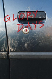 GLORY DAYS - a photobook Cover